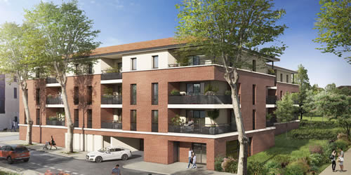 CATALINA : Toulouse immobilier neuf